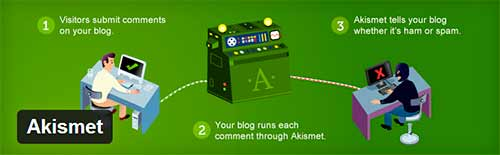 plugin-Akismet