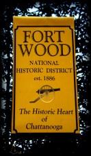 Fort Wood Historic Neighborhood Chattanooga