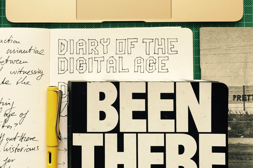 Mein philosophischer Blog: Diary of the digital age