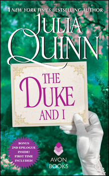 The Duke and I, by Julia Quinn