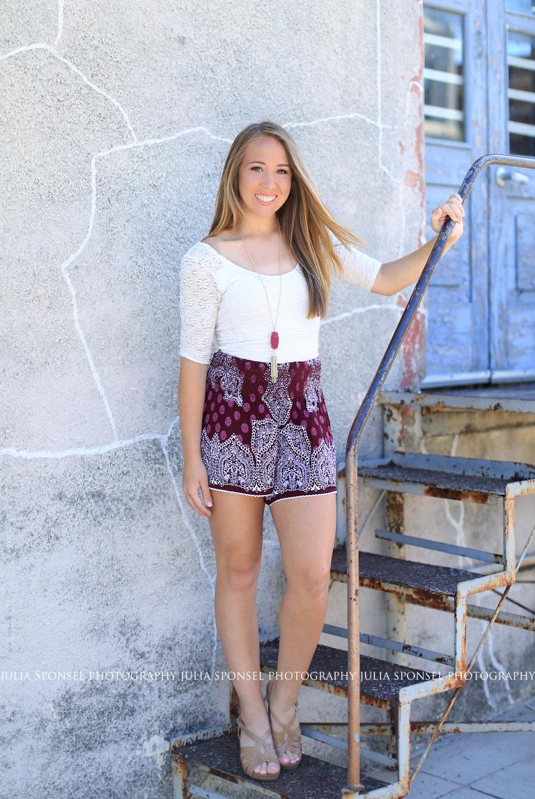 Emma Plano Senior High School Julia Sponsel Photography Carlsbad Senior Photographer
