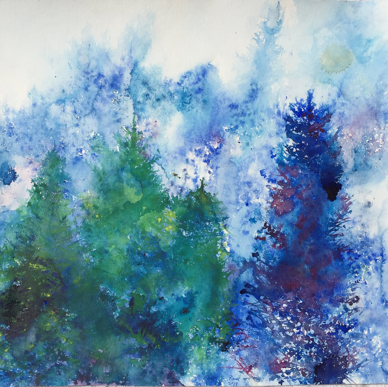 watercolors julia s powell
