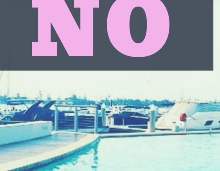 "THE POWER OF ""NO"" IN MANIFESTING YOUR DREAM LIFE!"