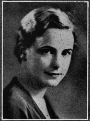 Lillian Cabell, 1932 Torch
