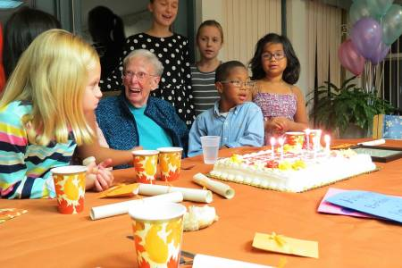 Lillian Cabell Gay, 100th Birthday Celebration
