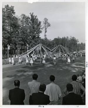 Above The Crowd, ca. 1965