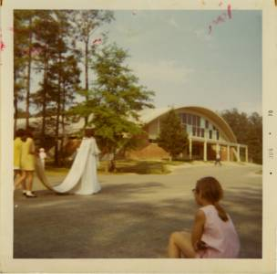 Procession of the May Queen, 1970