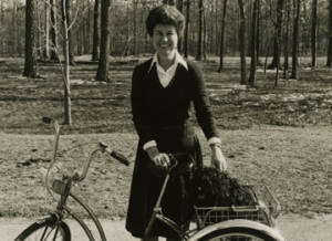 Julia Williams, Head of the Girls School, 1978