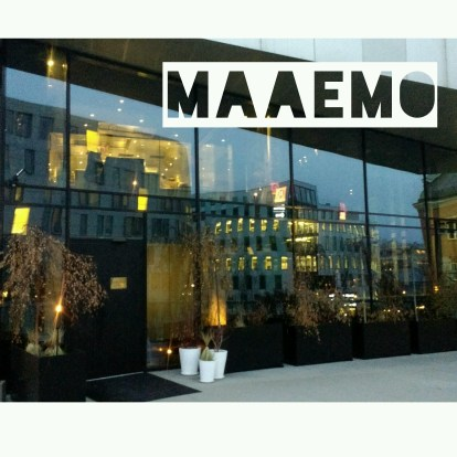 Maaemo –  a 3 Star Michelin experience in Oslo, Norway
