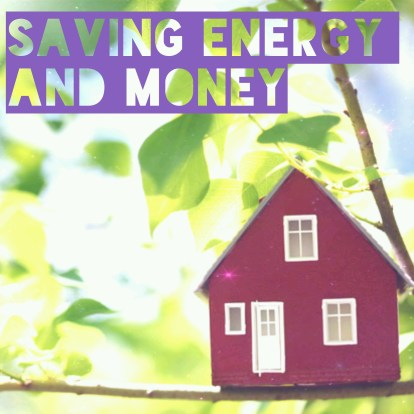 Saving energy and money in the home