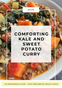 vegan curry sugar-free reverse prediabetes diabetes