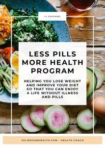 less pills more health program