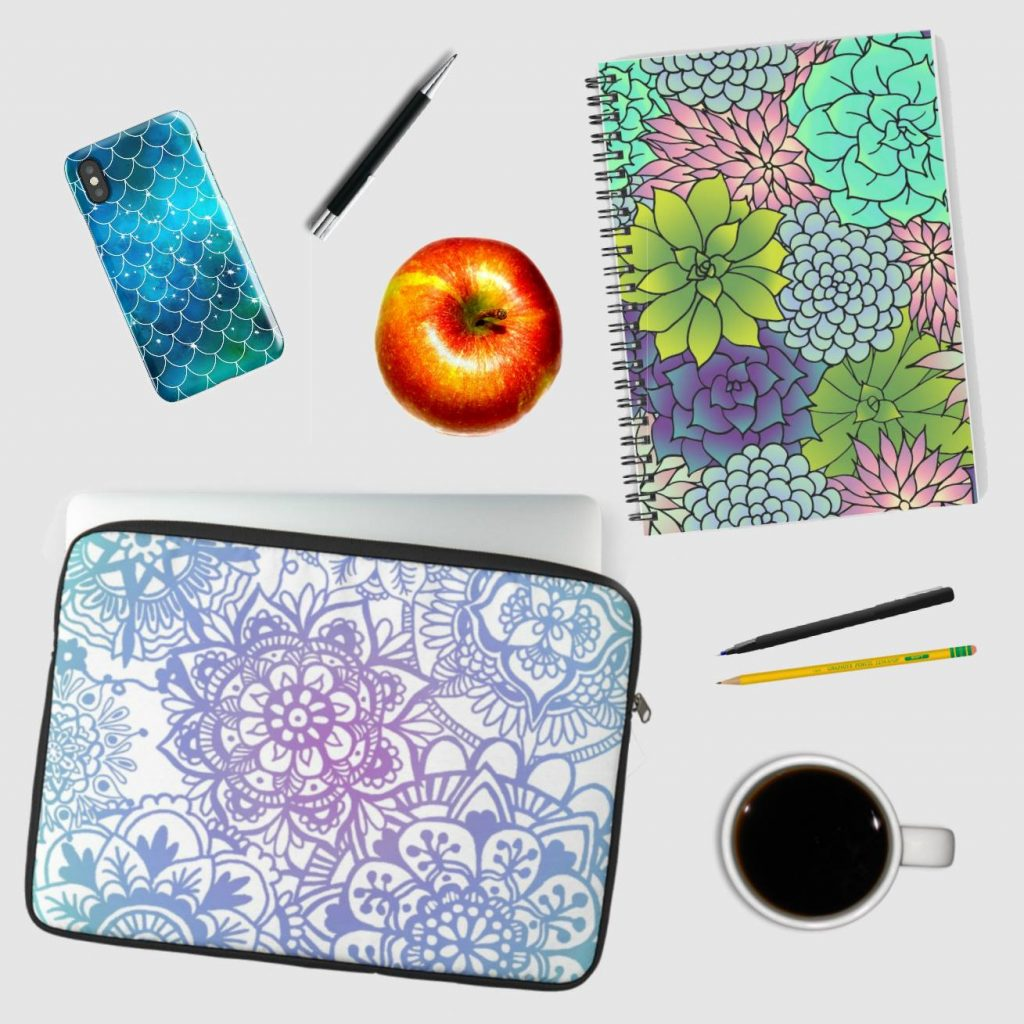 laptop sleeve cell phone case notebooks