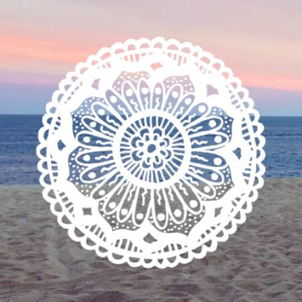 beach mandala popsocket amazon