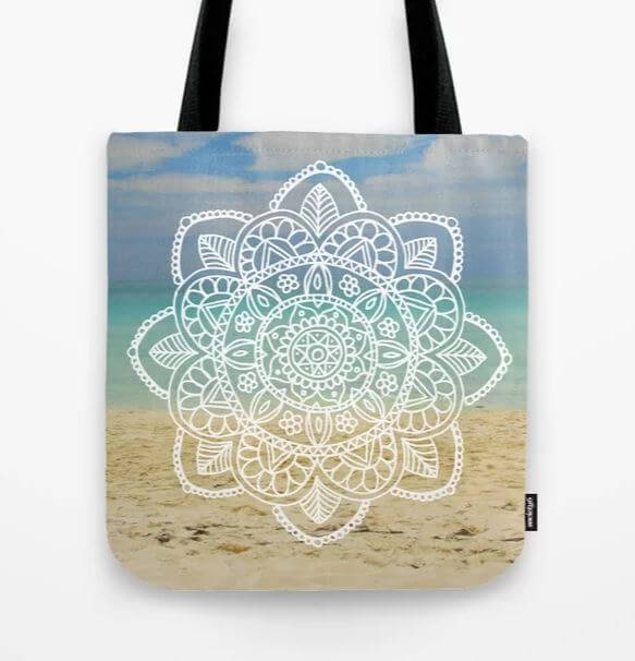 reusable bags fitness yoga gear