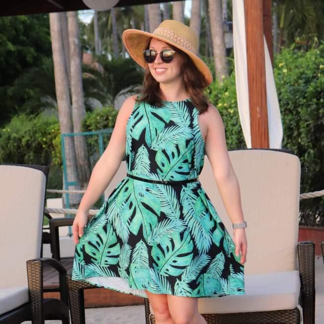 woman model a-line dress redbubble