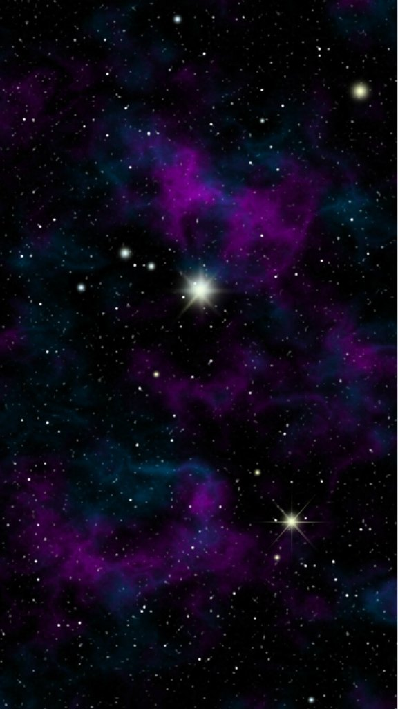 purple galaxy mobile phone wallpaper