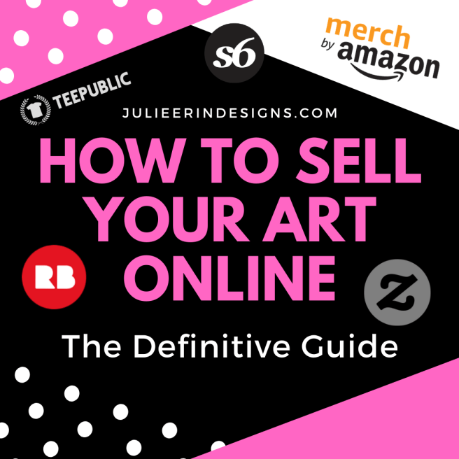 how to sell your art online - definitive guide