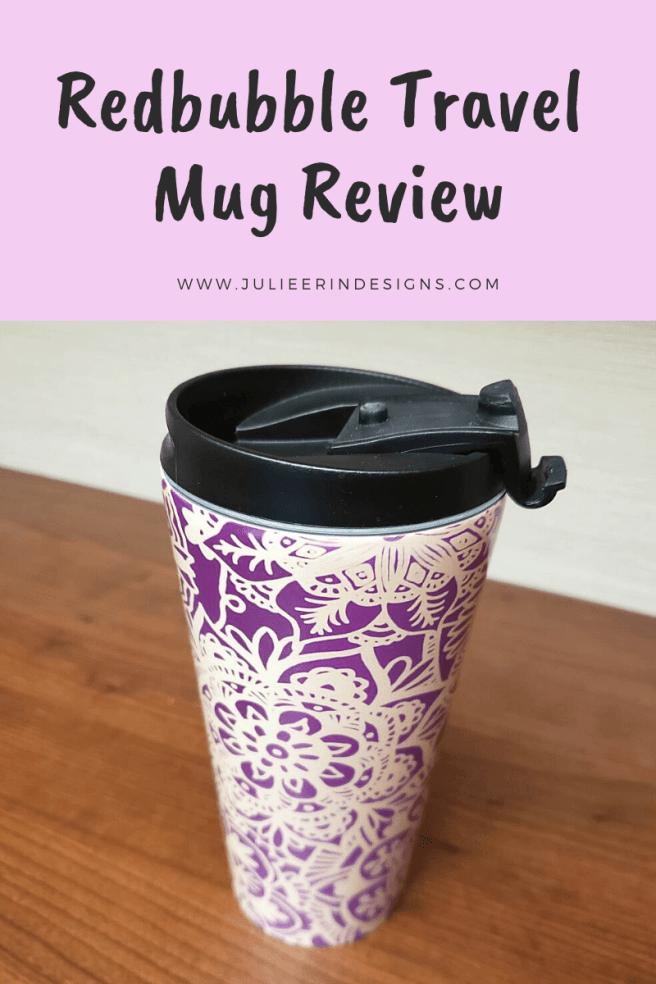 redbubble travel mug review