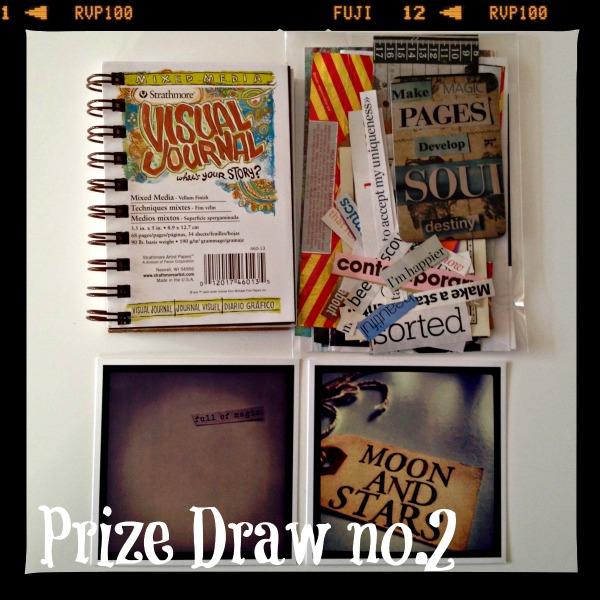 Found Inspirations Birthday Prize Draw