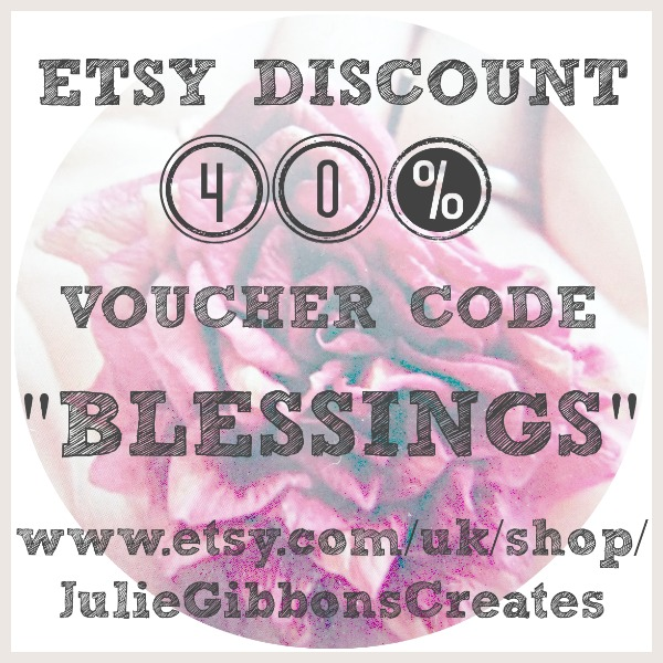 Etsy Discount Voucher