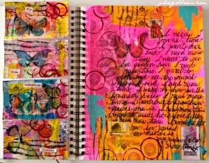 index card art inspiration