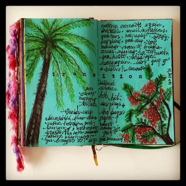 palm trees to rowan berries