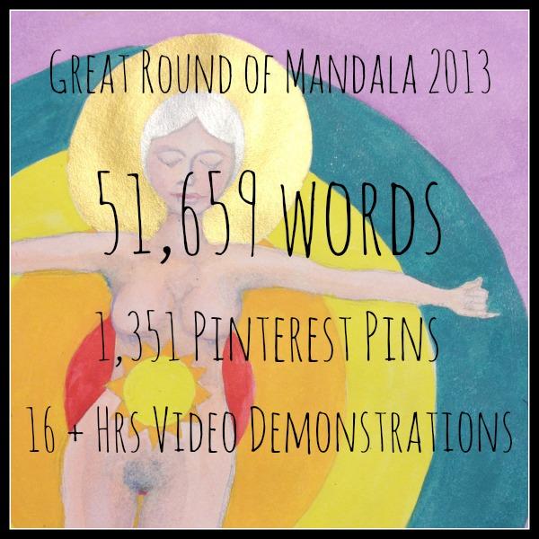 Great Round of Mandala 2013 Stats