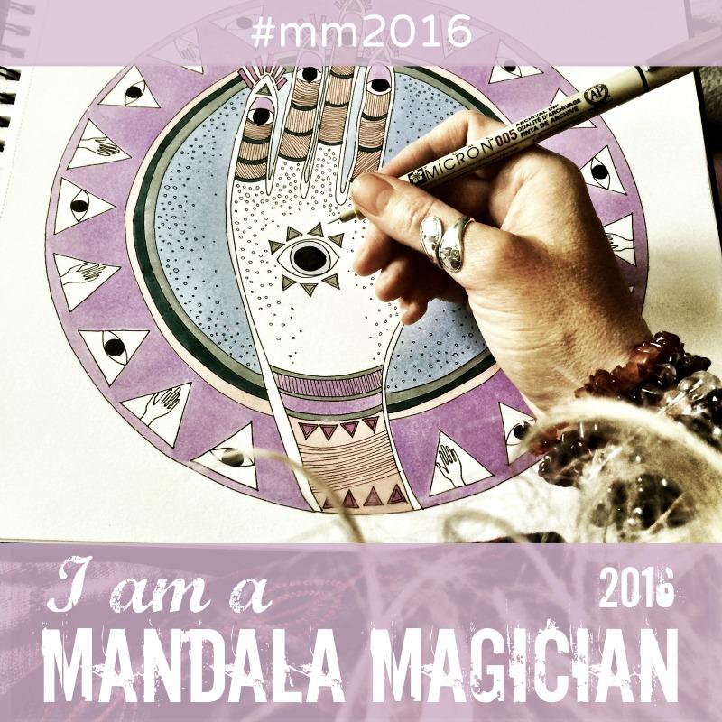 Mandala Magician 2016