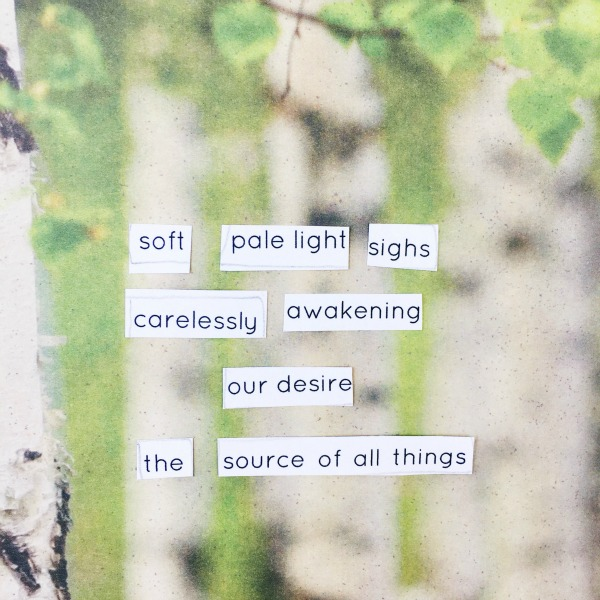 carelessly awakening