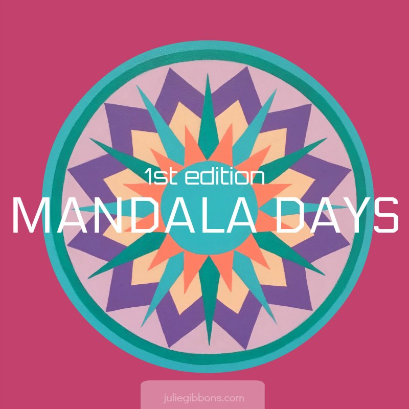 Mandala Days 1st Edition