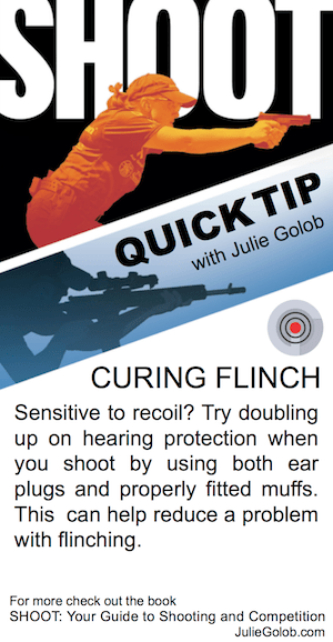 SHOOT Tip - Curing Flinch