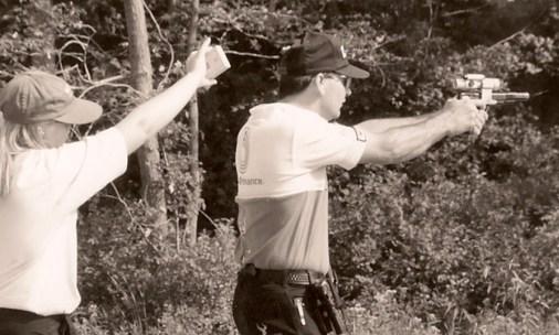 Range Officer