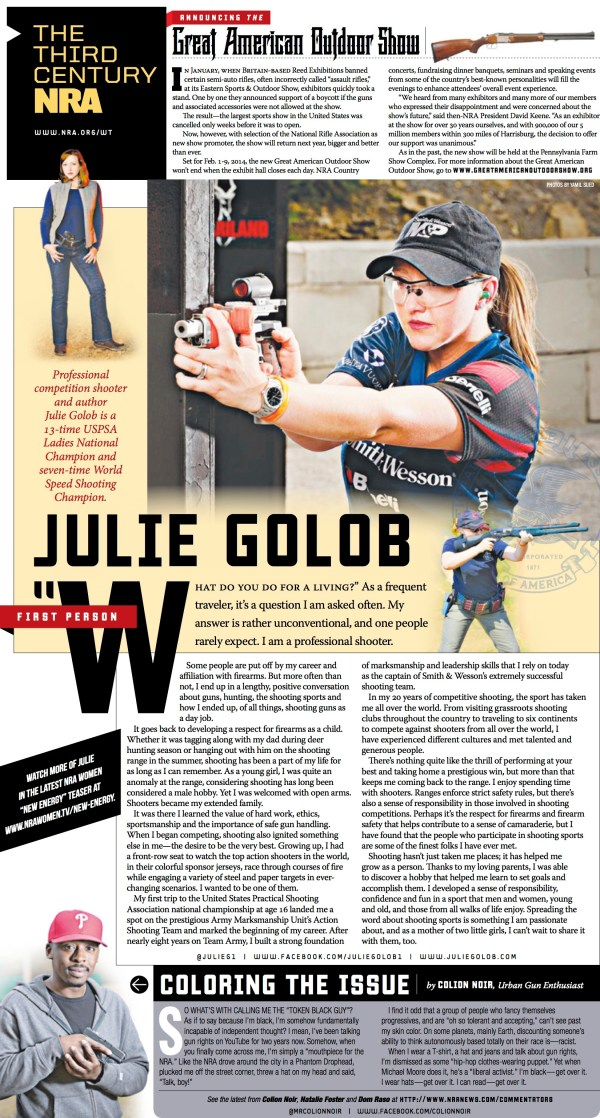 Third Century NRA - Julie Golob Page 2