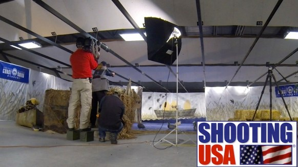 "Shooting a Pro Tip from ""Mike's Blind"" at the 2014 Smith & Wesson IDPA Indoor Nationals."