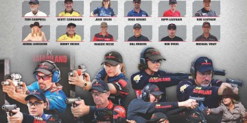 Safariland Booth Events at SHOT Show 2017