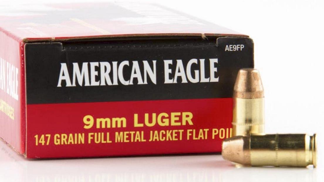 Federal Premium American Eagle 147