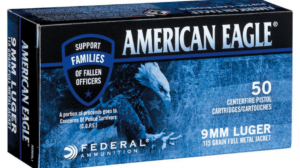 Federal Premium Ammunition to Support the Families of Fallen Law Enforcement Officers