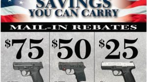 Savings You Can Carry Rebate
