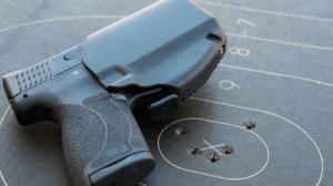Safariland Model 571 GLS Pro-Fit Concealment Paddle Holster