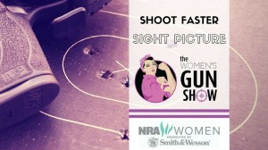 WGS Sight Picture Julie Golob