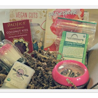 A Perfect Gift, Vegan Cuts Beauty Box!