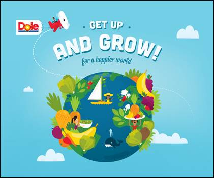 Dole Get Up And Grow Tour
