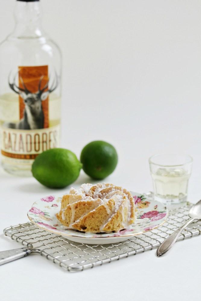 Vegan + Gluten-Free Margarita Cake|juliehasson.com