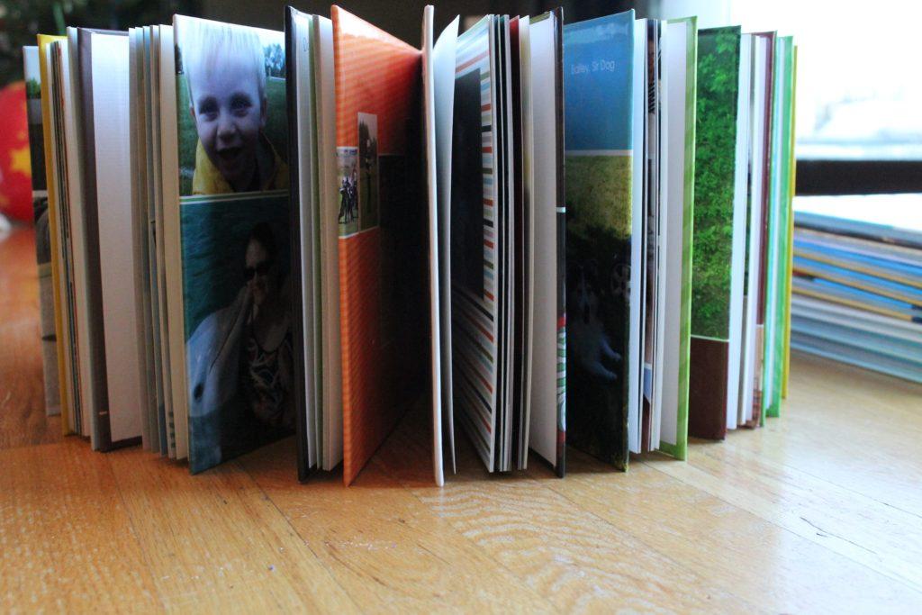 Shutterfly scrapbooks
