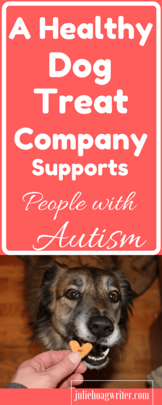 A Healthy Dog Treat Company supports people with Autism. Healthy dog treats, plus products and toys for dogs. The company also donates money to animal shelters. Autism signs in children.