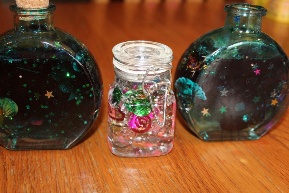 DIY Kids Craft Spring Decoration Jar • A Family Lifestyle & Food Blog