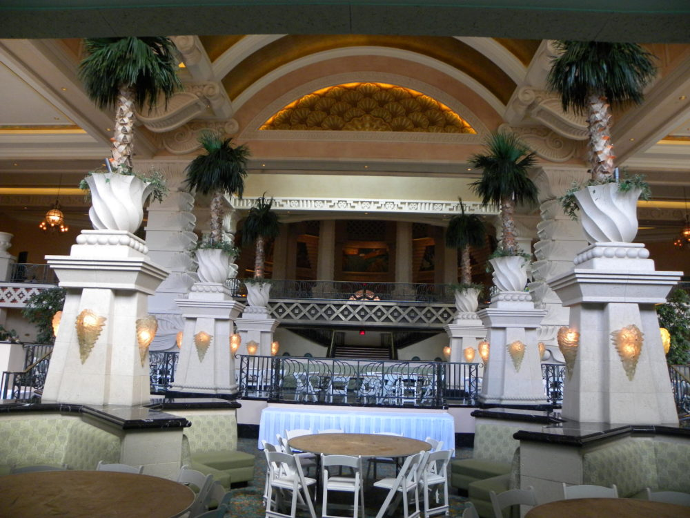 Lobby at Atlantis