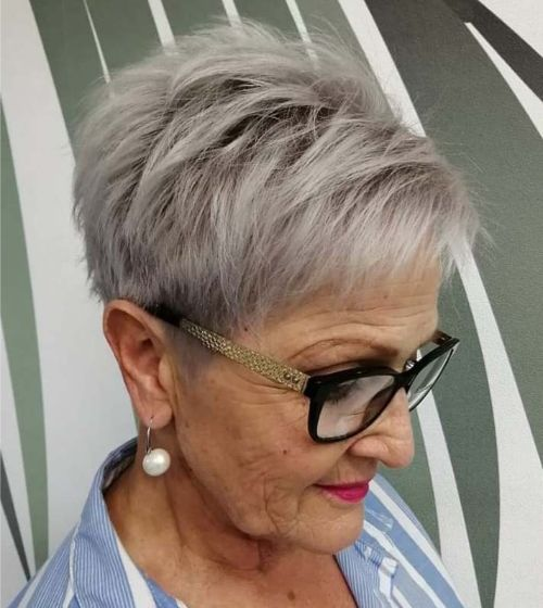50 Gorgeous Hairstyles For Women Over 70 Julie Il Salon