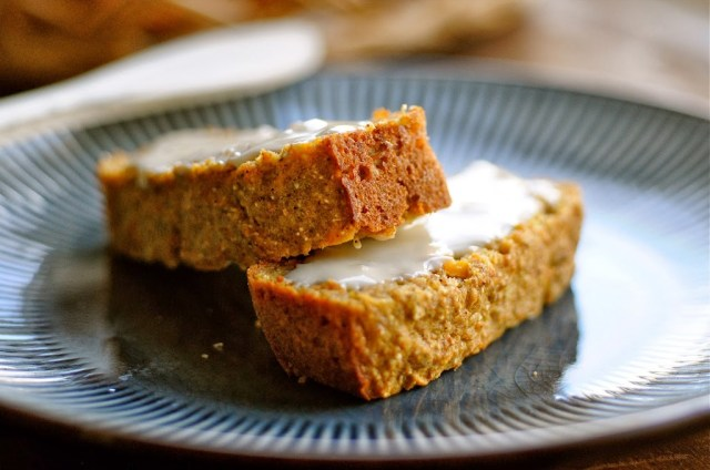sødt gulerodsbrød